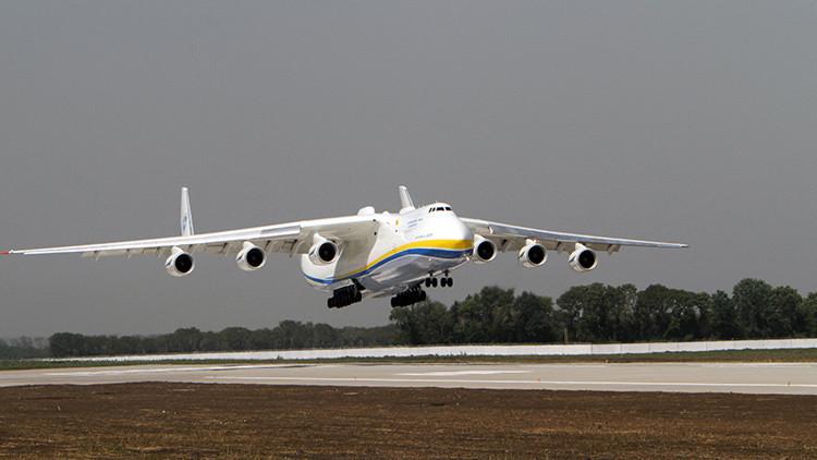 La aeronáutica Antónov se ofrece para fabricar el avión presidencial de Trump