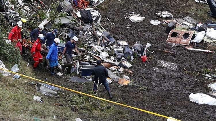 El técnico sobreviviente del Chapecoense afirma que el avión cambió de ruta