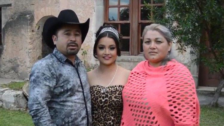 """Ahora sí """"todos están invitados"""": El padre de Rubí extiende la invitación a los XV de su hija"""