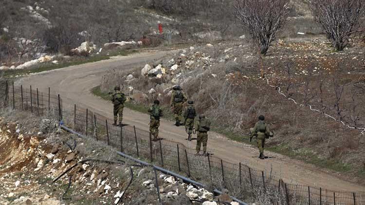 Video: 'La mano de Dios' se acerca a la frontera de Israel sin llegar a cruzarla