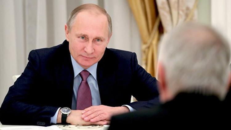"""Putin: """"Debemos considerar al máximo la experiencia de la operación en Siria"""""""