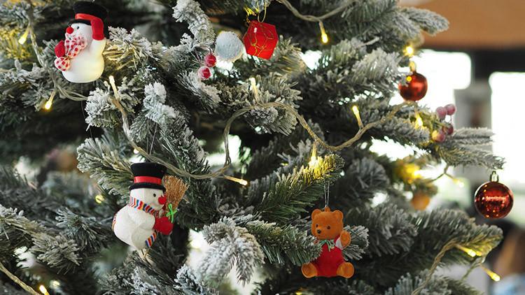 ¿Cansado de la decoración navideña? Para los que sufren alzhéimer puede ser vital