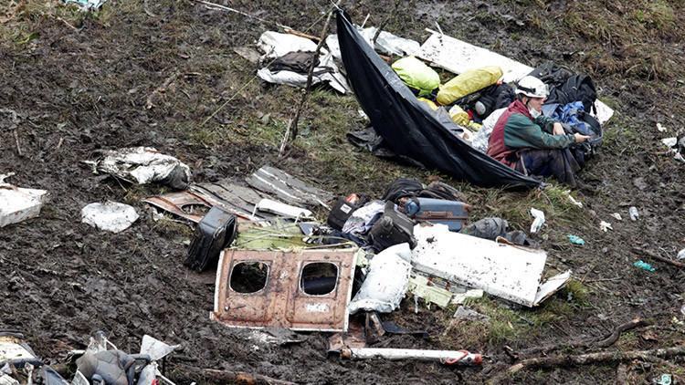 El drama del 'niño ángel': Las labores de rescate del Chapecoense dejan a su familia en ruinas