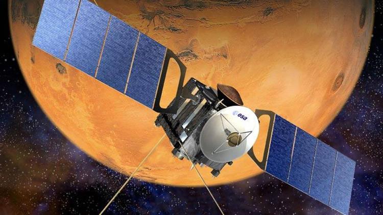 Hallan nuevas evidencias de un pasado más cálido y húmedo en Marte