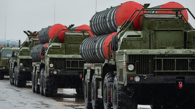 Los sistemas antiaéreos S-400 entran en servicio en las fronteras noroccidentales rusas