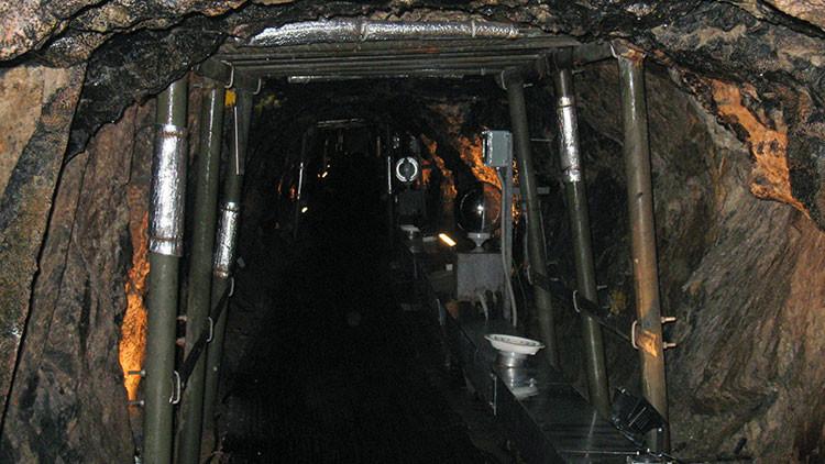 """FOTOS: Así son los túneles norcoreanos, destinados a """"invadir"""" Corea del Sur"""