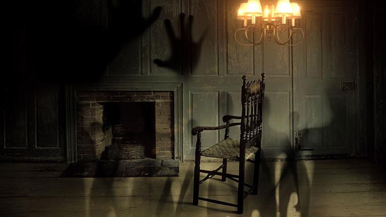 """""""No hay Photoshop"""": El fantasma que aparece en esta imagen le pondrá la piel de gallina"""