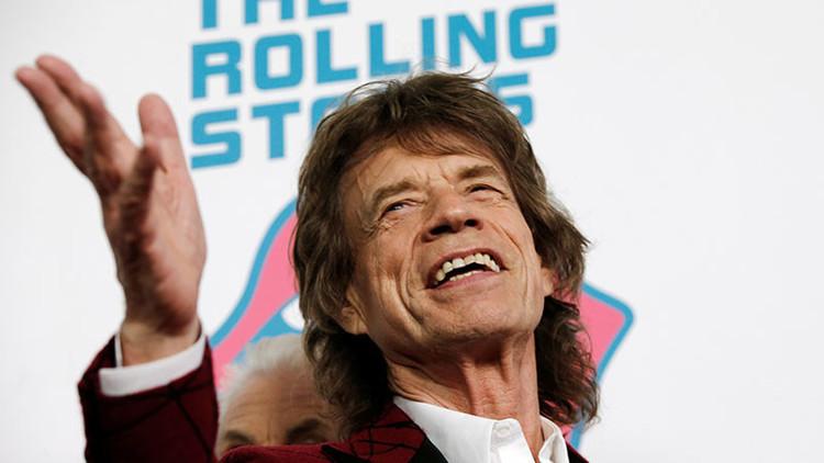 Mick Jagger se convierte en padre por octava vez a los 73 años con su novia de 29