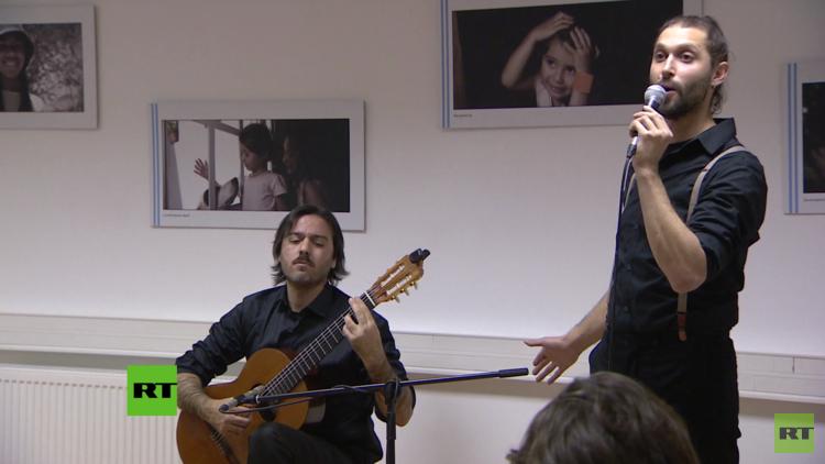 Moscú se calienta a ritmo de tango argentino