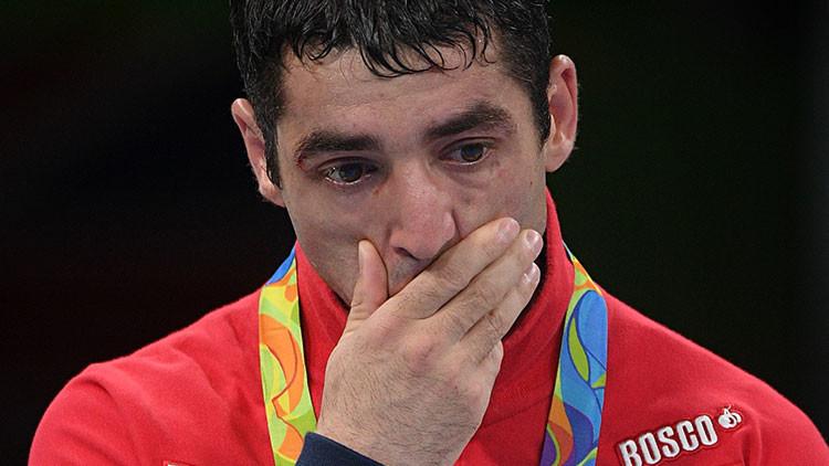 El TAS retira la medalla olímpica a un boxeador ruso