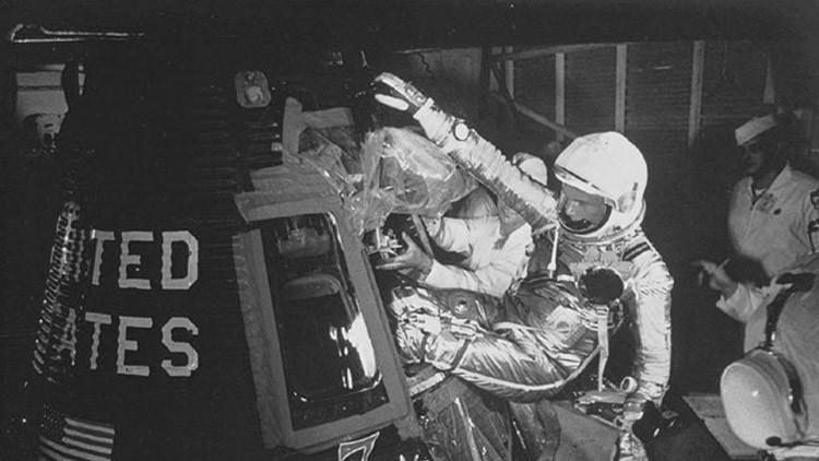 Fallece John Glenn, el primer estadounidense que orbitó la Tierra