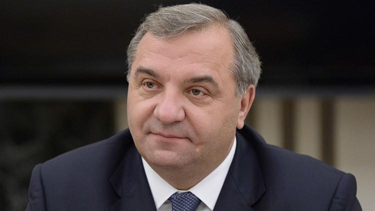 """Ministro de Emergencias ruso: """"Los países que instigan conflictos deberían asumir responsabilidad"""""""