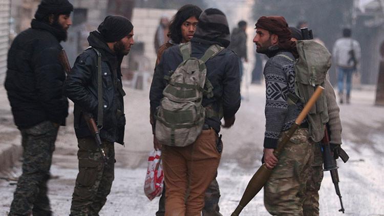 Moscú: Los terroristas podrían recibir armastras el fin de las restricciones de EE.UU. en Siria
