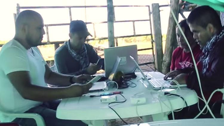 VIDEO: Las FARC se suman a la paz con el 'mannequin challenge'