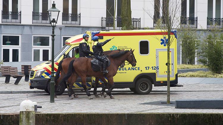 Países Bajos: Detienen a un sospechoso de terrorismo con Kaláshnikov y bandera del EI en Róterdam