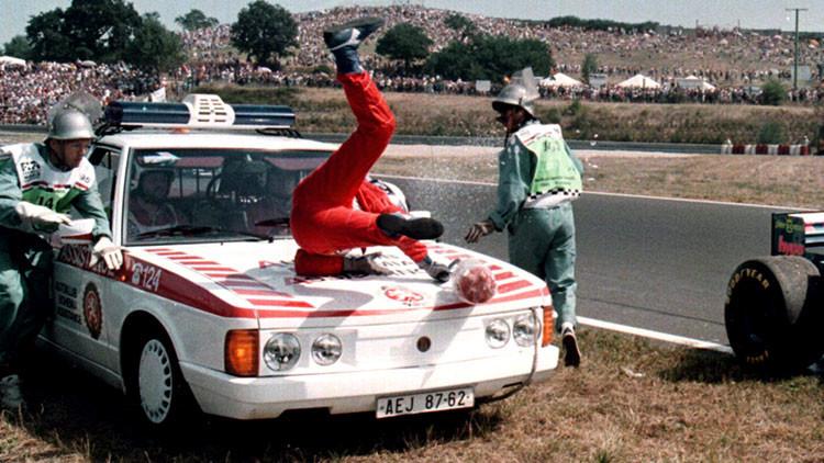 El peor piloto de la historia se ofrece a Mercedes