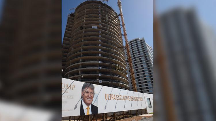 Uruguay: Desalojan la Torre Trump en Punta del Este por una falsa amenaza de bomba (fotos)