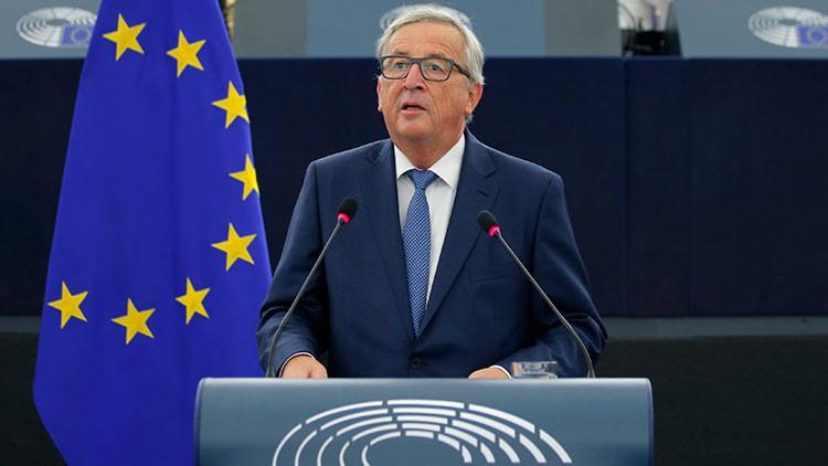 Juncker advierte de que EE.UU. ya no está dispuesto a garantizar la seguridad de Europa