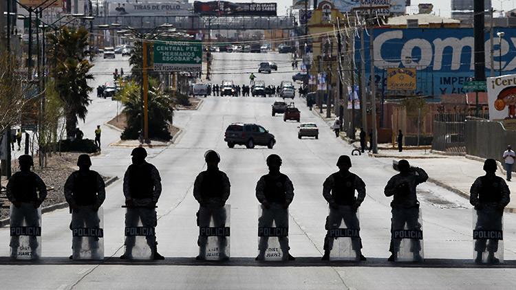 Cronología de los 10 años de guerra que han desangrado a México