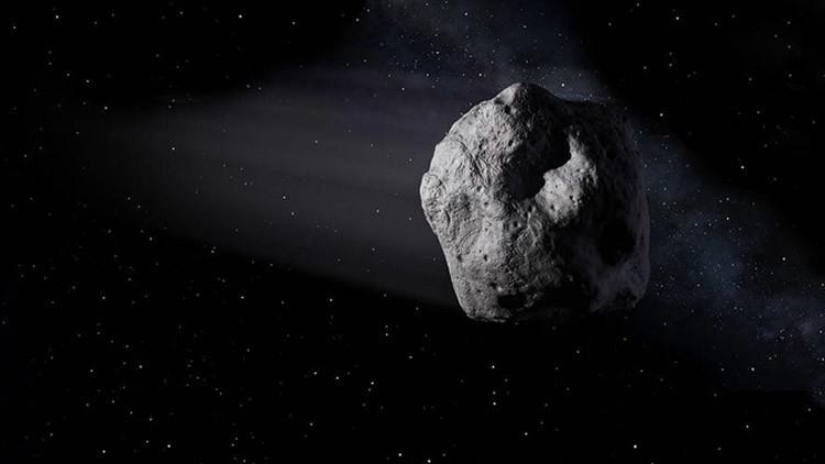 FOTO: Hallan en un meteorito caído en Rusia un enigmático cristal raro en la naturaleza