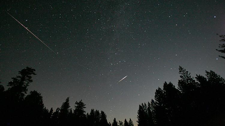 ¡No se lo pierdan! Lluvia de meteoros más impresionante del año iluminará el cielo la próxima semana