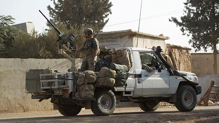 El Pentágono: EE.UU. desplegará otros 200 soldados de operaciones especiales a Siria