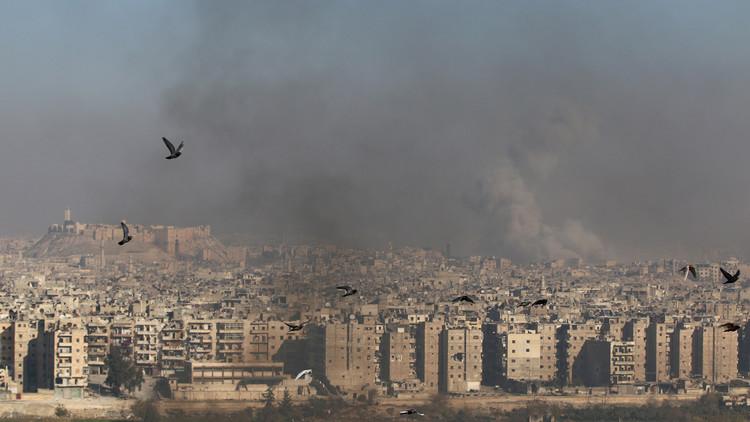 Damasco: El levantamiento de la prohibición de EE.UU. de dar armas a Siria es un apoyo al terrorismo