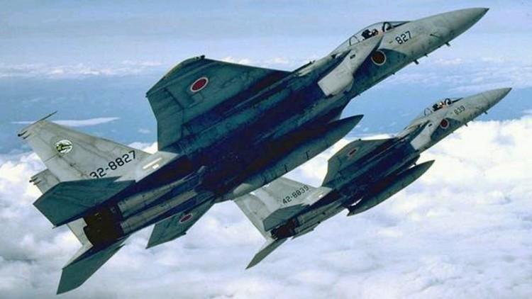 Escaramuza en el Pacífico: cazas japoneses se aproximan peligrosamente a aviones de China