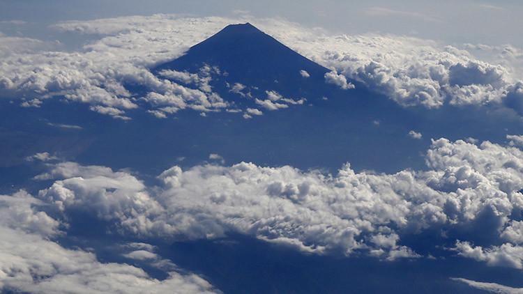Una nube perfectamente esférica sorprende a los habitantes de Japón (FOTO)