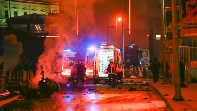 """""""Fue como el infierno"""": testigos de una de la explosiones en Estambul narran los hechos"""