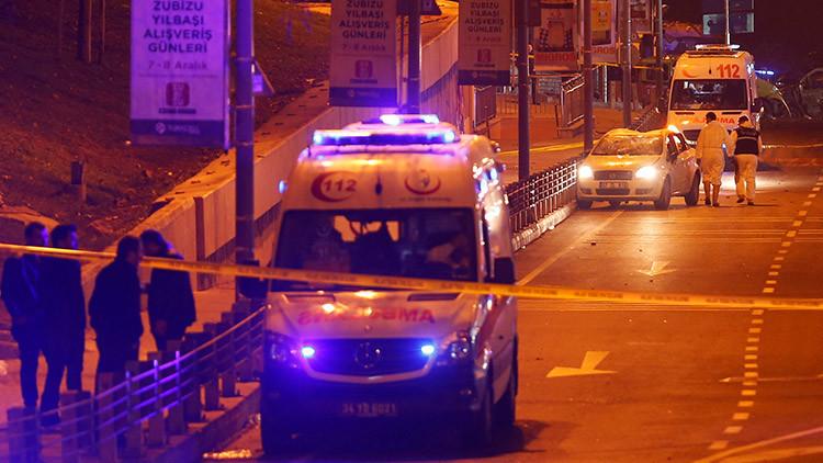 El Gobierno turco prohíbe temporalmente la cobertura de las explosiones en Estambul