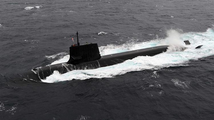 Una innovadora tecnología china podría hacer 'invisibles' a los submarinos