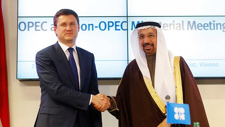 """Ministro de Energía saudita: """"Si Rusia y Arabia Saudita toman el liderazgo, los demás las seguirán"""""""
