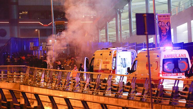 Putin, seguro de que los autores del atentado de Estambul serán castigados