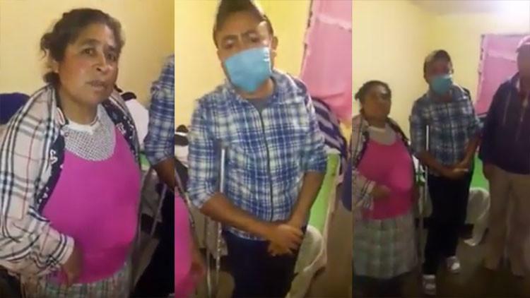 """""""Quisiera que todo México escuchara"""": vecina de la cumpleañera Rubí pide ayuda para su hijo enfermo"""