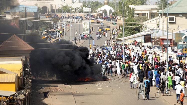 Dos niñas suicidas dejan tres muertos y 17 heridos en un mercado de Nigeria