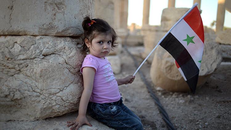 El Ejército sirio evacúa al 80 % de los habitanes de Palmira