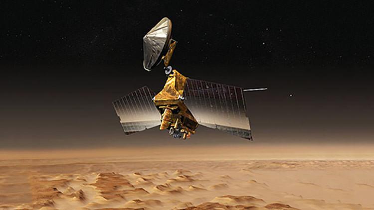 La NASA publica una imagen del lugar más frío de Marte