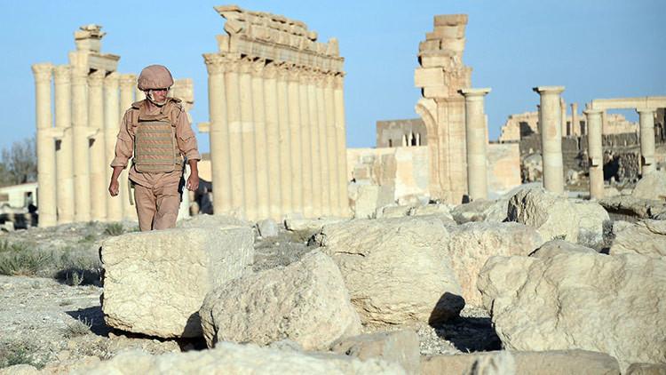 """Exembajador de EE.UU.: """"Las acciones rusas en Siria son un servicio a la humanidad"""""""
