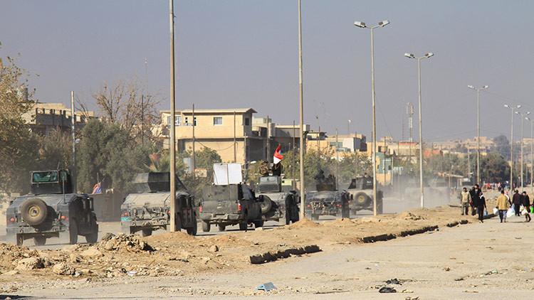 La coalición internacional cifra de 3.000 a 5.000 los militantes del EI que aún quedan en Mosul