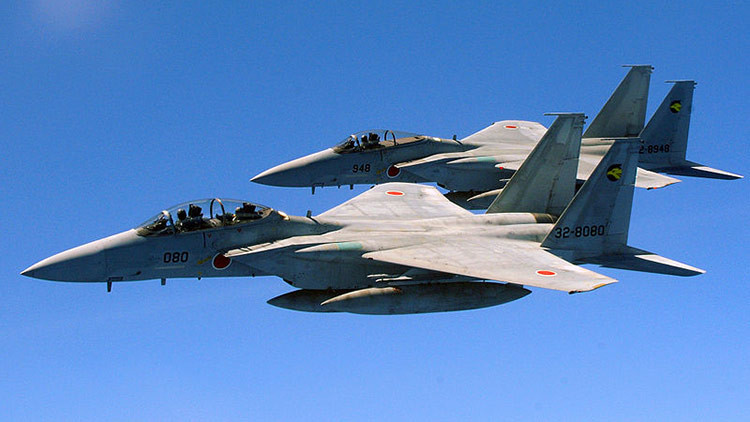 Japón protesta ante China por el incidente con sus aviones militares en Okinawa