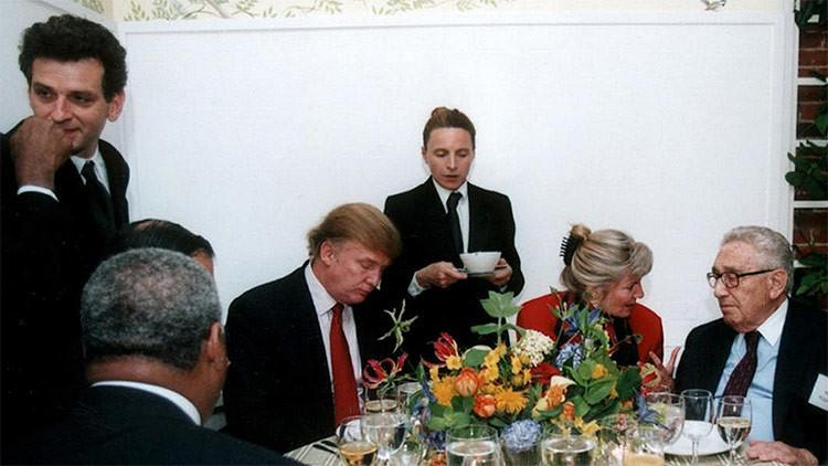 """Kissinger: """"Antes de presumir una crisis inevitable, hay que darle a Trump una oportunidad"""""""