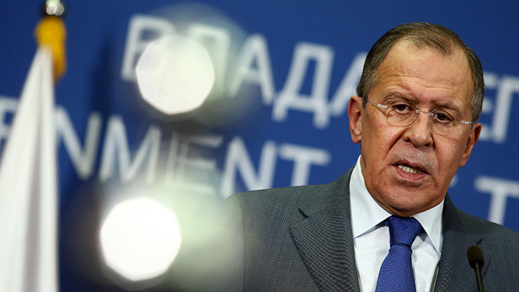 """Lavrov: """"El ataque a Palmira parece preparado para dar un respiro a los combatientes de Alepo"""""""