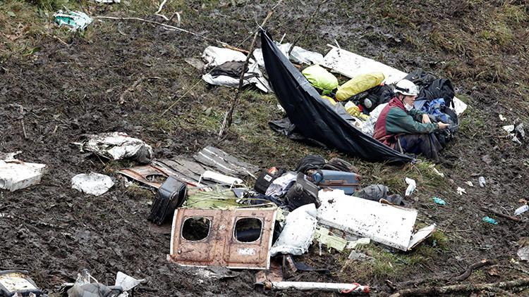 Un sobreviviente relata los últimos minutos de la tragedia del Chapecoense