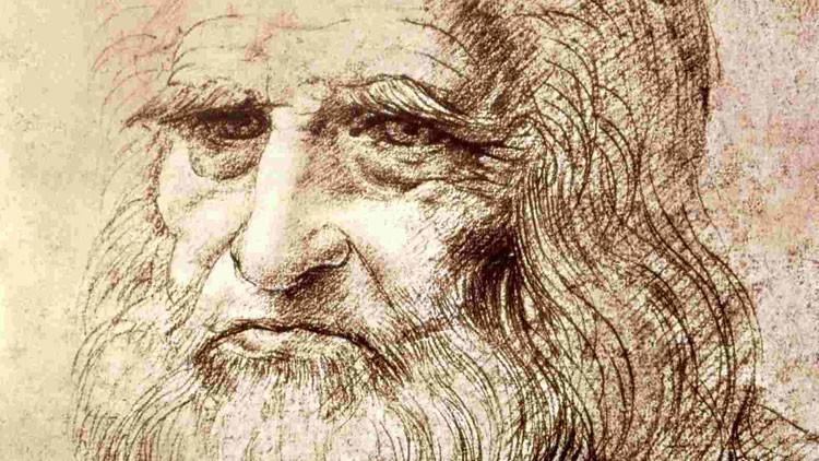 Descubren un nuevo dibujo de Leonardo da Vinci