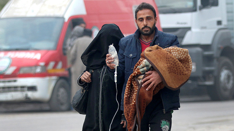 Evacuan a 8.000 civiles del este de Alepo en 24 horas