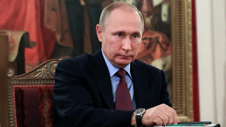 """Putin: """"La ausencia de acuerdo de paz entre Rusia y Japón es un anacronismo"""""""