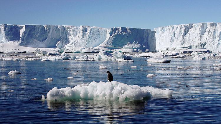 Un gigantesco cráter en la Antártida revela que la región es más vulnerable de lo que se pensaba