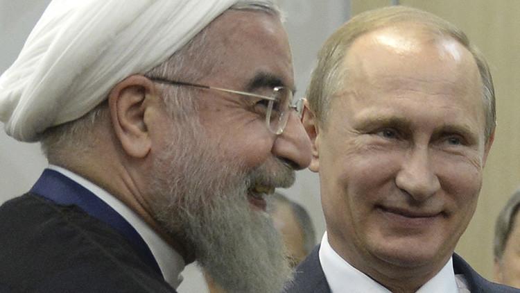 """""""El acuerdo de la OPEP para reducir la producción de petróleo se alcanzó gracias a Putin y Rohaní"""""""