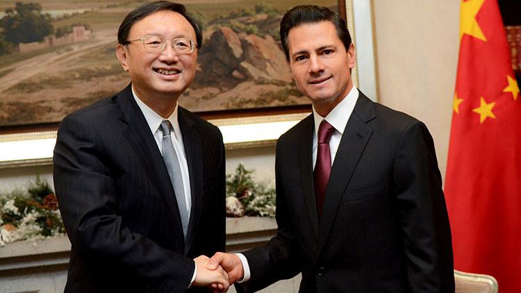 La victoria de Trump acerca China a México
